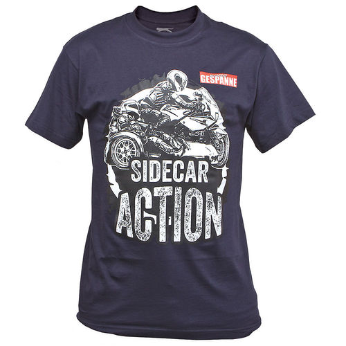 T-Shirt: Sidecar - Action